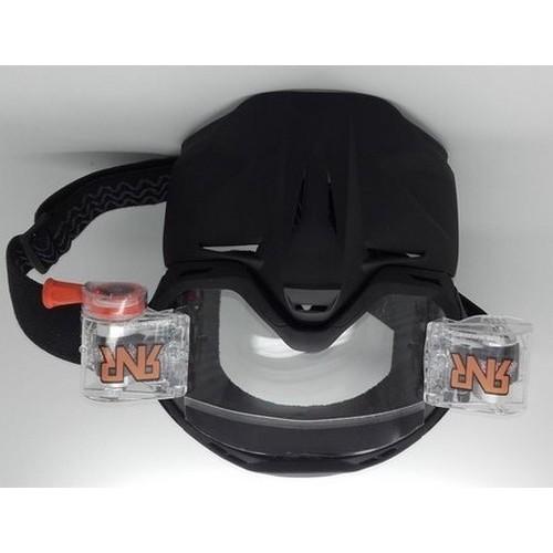 lunette avec masque pour utilisation avec casque jet lunmask crosscarouest pieces kart cross. Black Bedroom Furniture Sets. Home Design Ideas